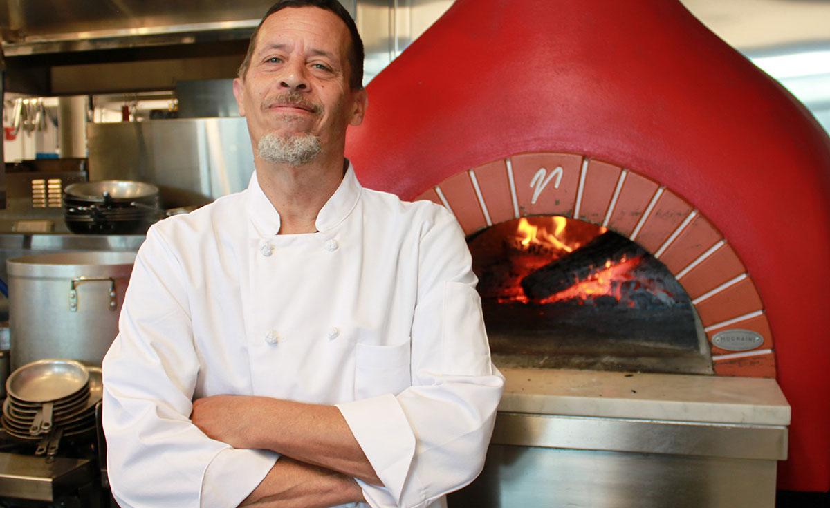 Chef de Cuisine Robin Wilkins