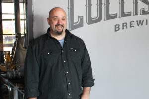 Brewmaster Luke Purcell