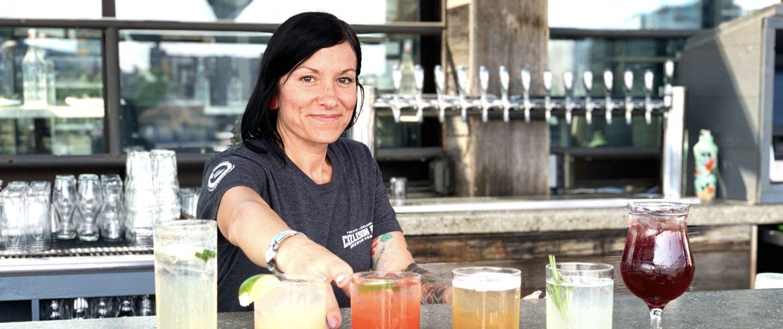 Patio Bar- Cocktails