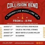 August Music CB