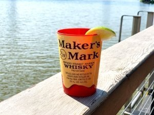Baker's Makers Cocktail