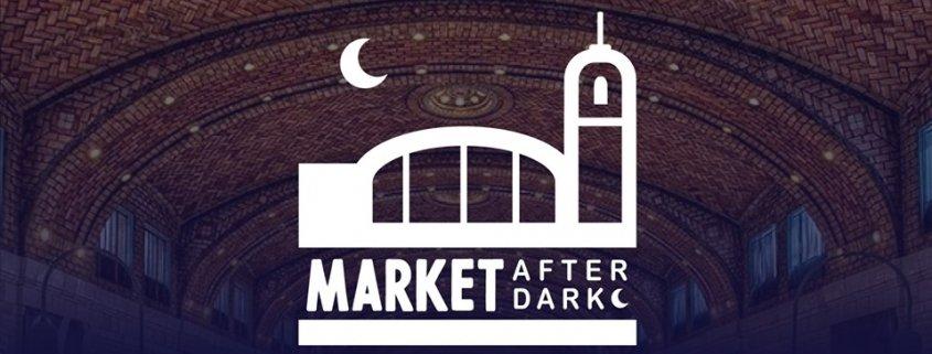 Market After Dark